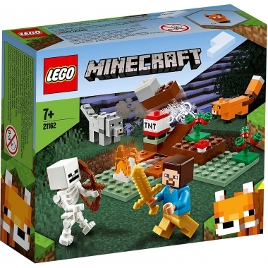 Lego Minecraft Pillager Outpost 21159
