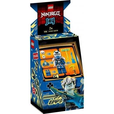 Lego Ninjago - Avatar Jay capsula joc electronic 71715