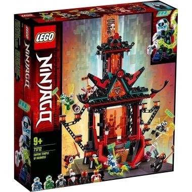 Lego Ninjago - templul imperiului 71712