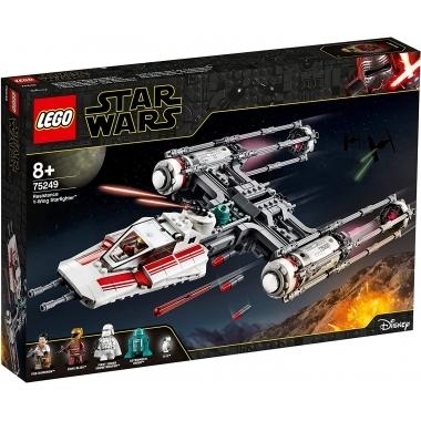 Lego Star Wars - Resistance Y-Wing Starfighter 75249