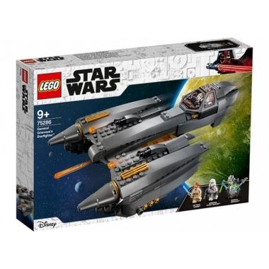 Lego Star Wars - Starfighter al generalului Grievous 75286