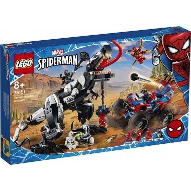Lego Super Heroes - Venomosaurus Ambush76151