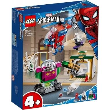Lego Super Heroes - Amenintarea lui Mysterio (76149)