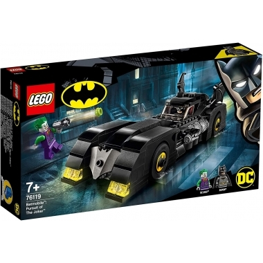 Lego Super Heroes - Batmobile urmarirea lui Joker 76119