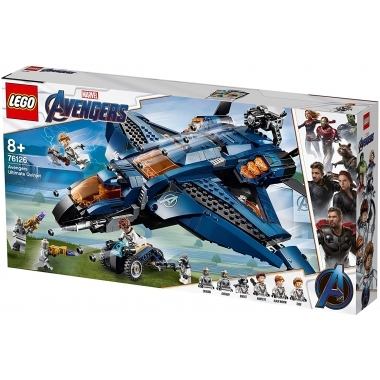 Lego Super Heroes  - Avengers: Ultimate Quinjet (76126) 76126