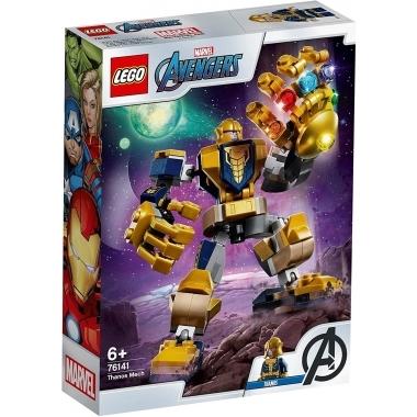 Lego Super Heroes - robot Thanos 76141