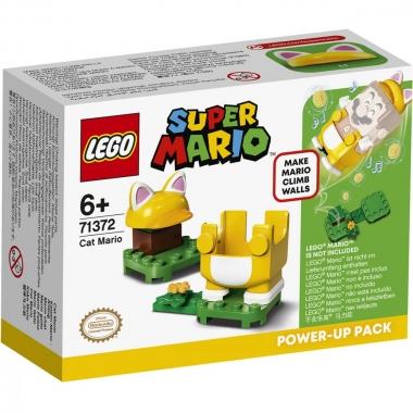 Lego Super Mario - Costum de puteri Pisica 71372