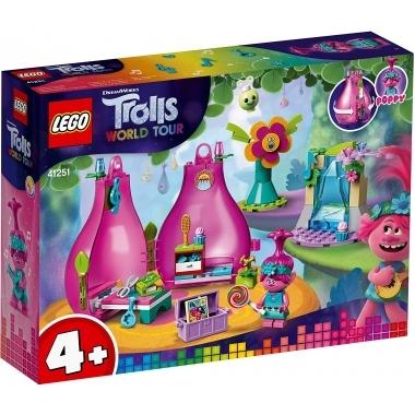 Lego Trolls World Tour - Capsula lui Poppy 41251