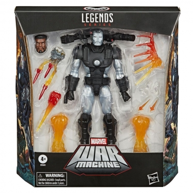 Marvel Legends Series Deluxe Action Figure War Machine 15 cm