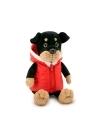 Max, catelul rottweiler, din plus, 20cm (Orange Toys)