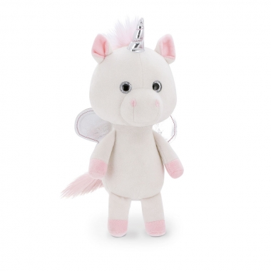 Mini Unicorn, din plus, 20 cm