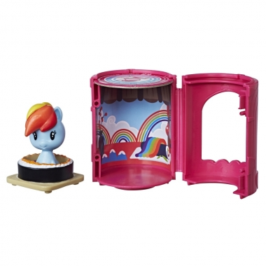 My Little Pony - figurine in cutiuta surpriza