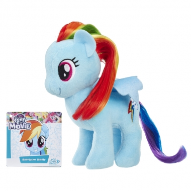 My Little Pony - jucarie de plus Rainbow Dash 16 cm