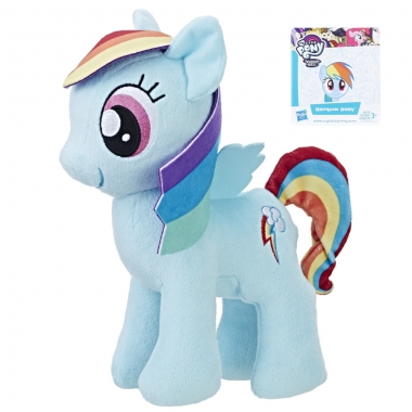 My Little Pony - jucarie plus 25 cm Rainbow Dash
