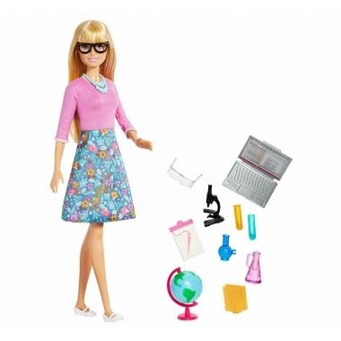Papusa Barbie Cariere - Set Profesoara