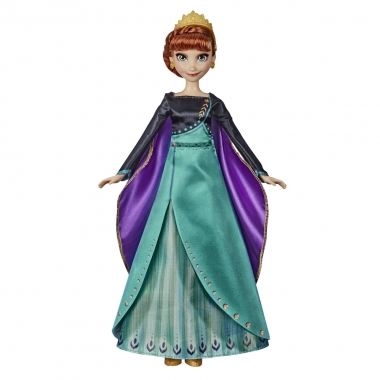 Papusa Anna - musical adventure (Frozen 2)