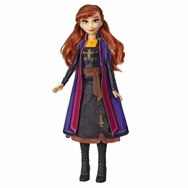 Frozen 2 - Papusa Anna in rochie de toamna