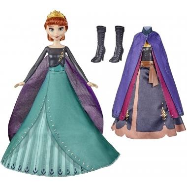 Papusa Anna transformarea finala (Frozen 2)