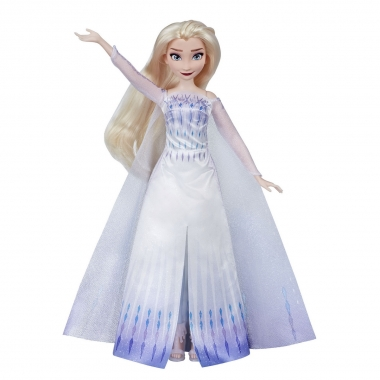 Frozen 2, Papusa Elsa - musical adventure