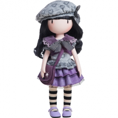 Papusa Gorjuss - Little Violet 32 cm