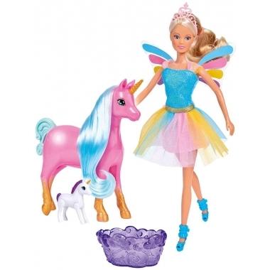Papusa Steffi welcome unicorn