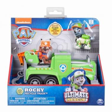 Patrula Catelusilor - vehicule tematice Ultimate Rescue Rocky