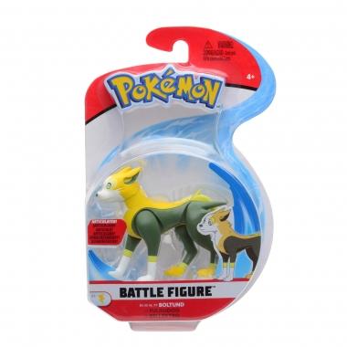 Pokémon Battle Boltund Figurina articulata 8 cm
