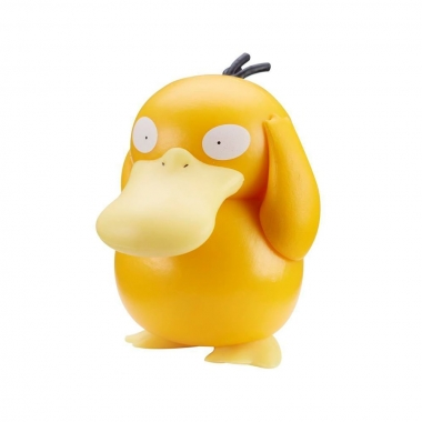 Pokemon Battle, Psyduck minifigurina articulata 5-8 cm