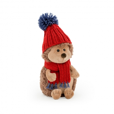 Prickle, ariciul cu caciula rosie, din plus, 15cm