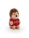 Prickle, ariciul cu pulover rosu, din plus, 20cm