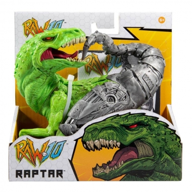 RAW 10 - Figurina Raptar 18 cm