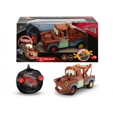 RC Cars 3 Turbo Racer Mater