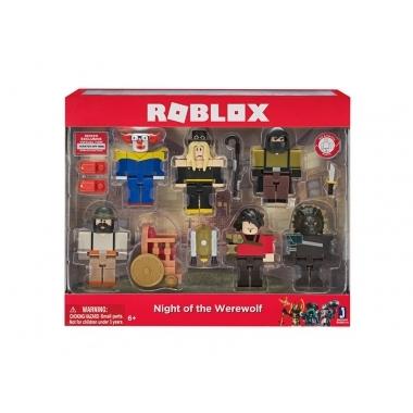 Roblox blister - 6 figurine clasice