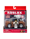 ROBLOX, Set figurina si vehicul The Abominator