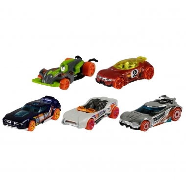 Hot Wheels - Set 5 masinute