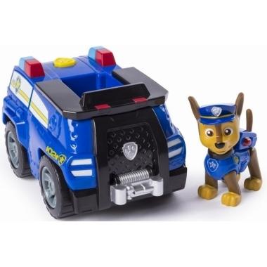 Patrula Catelusilor - Set de joaca Chase si masina de politie