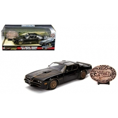 Smokey and The Bandit 1977 Pontiac Firebird, macheta auto 1:24