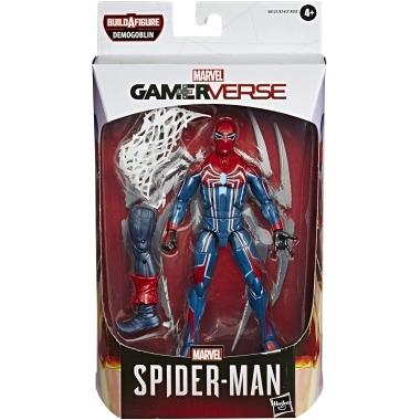 Marvel Legends Spiderman (Gamerverse) Velocity Suit Slater 15cm