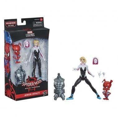 Marvel Legends Spider-man into the Spiderverse - Gwen Stacy 15 cm