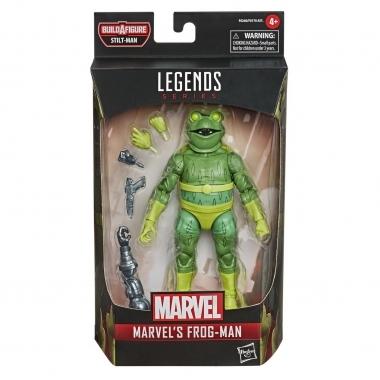 Marvel Legends figurina omul broasca (Marvel's Frog-Man) 15 cm