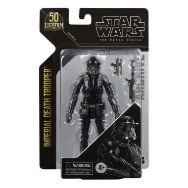Star Wars Black Series Archive Imperial Death Trooper 15 cm (50th Anniversary W2)