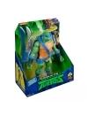 Testoasele Ninja - figurina Leonardo gigant cu accesorii de lupta