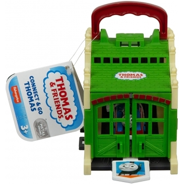 Thomas & Friends - gara Tidmouth Connect and Go Shed