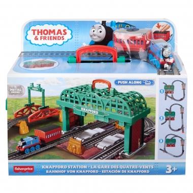 Thomas & Friend - set de joaca  Gara Knapford