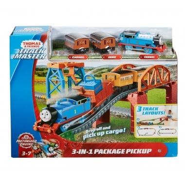 Thomas and Friends - set motorizat 3 in1