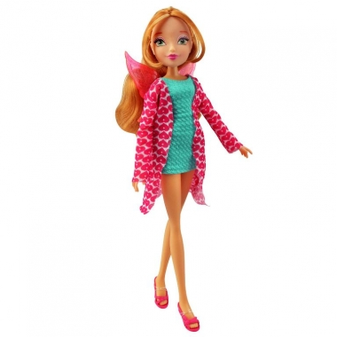 Pretty Fairy - Flora, Winx Club 27.5 cm